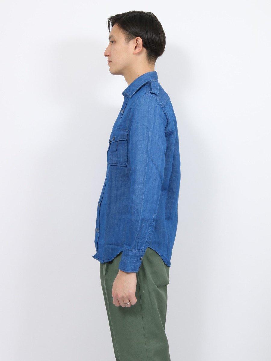 【dickson】ミリタリーシャツ