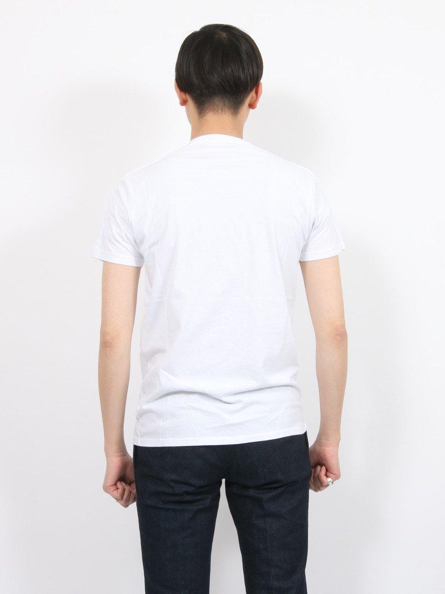 【DANIELE FIESOLI】ポケット付きVネックTシャツ