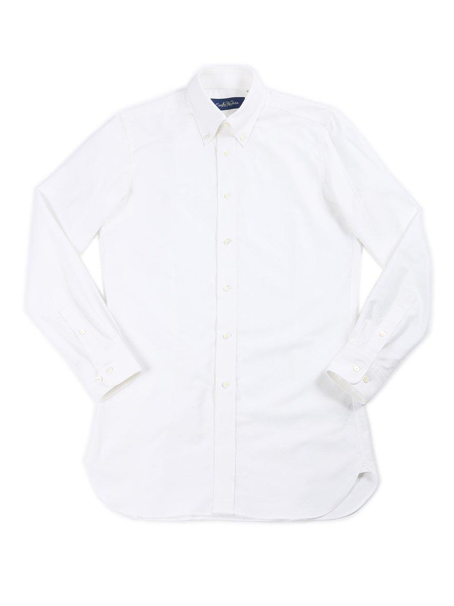 【Cento trenta】<br>オックスフォードボタンダウンシャツ