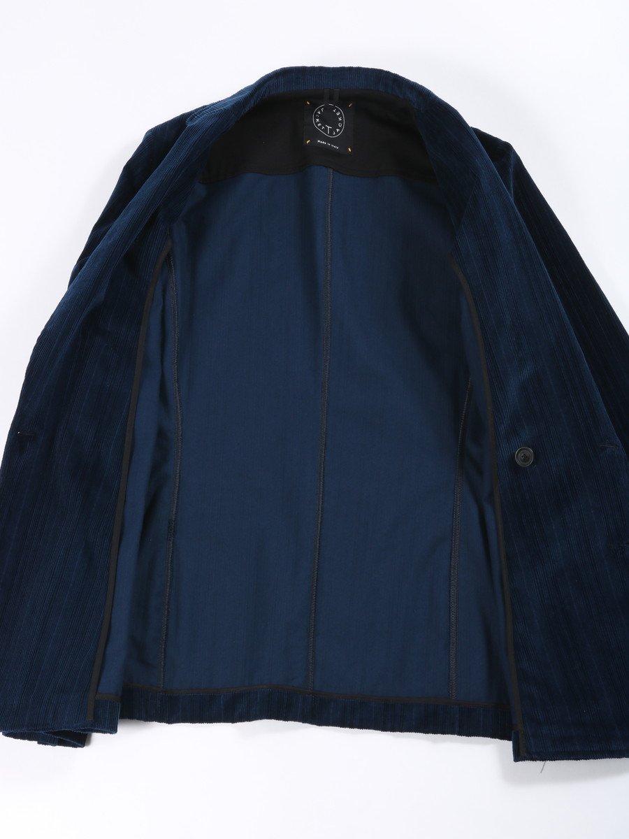 【T-JACKET】コーデュロイダブルジャケット