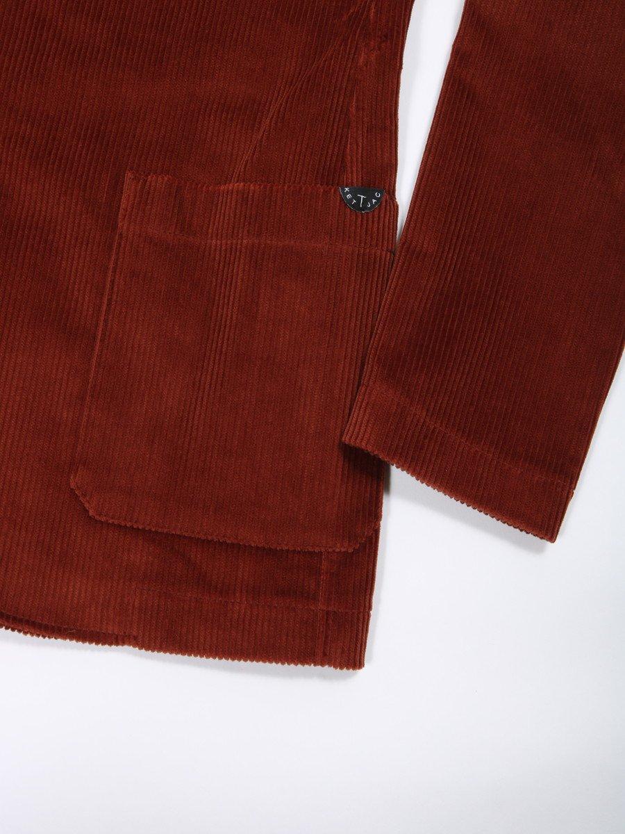 【T-JACKET】コーデュロイ2Bジャケット