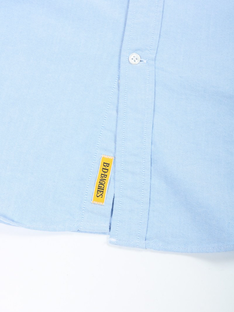 【B.D. Baggies】オックスフォードボタンダウンシャツ