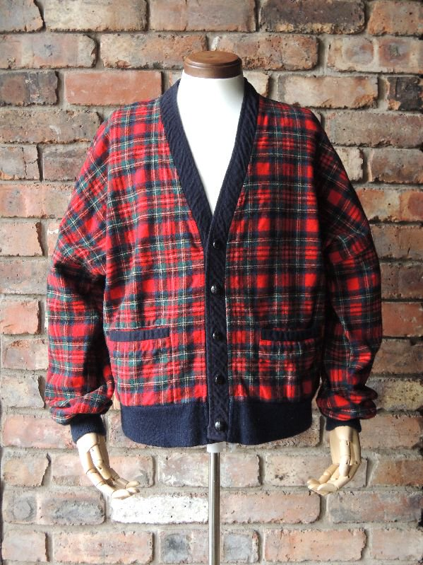 Pendleton Wool knit Cardigan sizeL