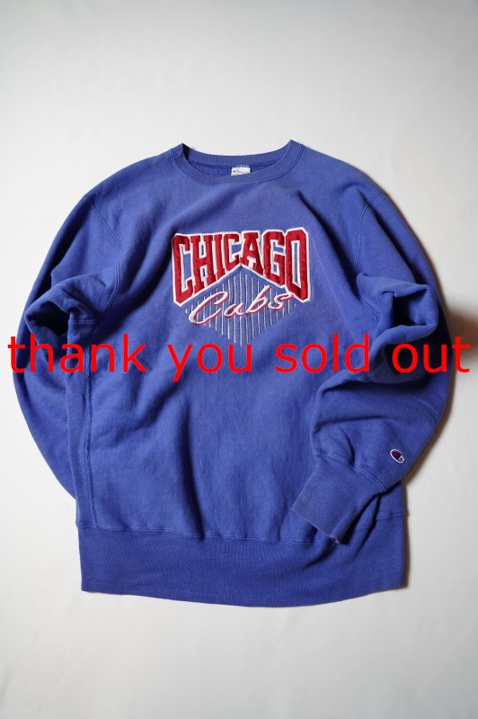 90s Champion Reverse Weave sweat shirt Chicago Cabs