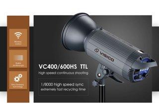 ビジコライト VC400HS TTL 本体(31752)