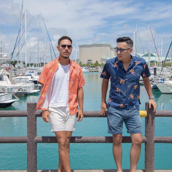 ストレリチア Men's Aloha