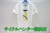 【17P2757Y】le coq sportf ツールドフランス 半袖Tシャツ Mサイズ 中古品