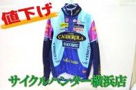 【17P2744Y】Nalini 長袖ジャケット サイズ 3 (L相当) 中古品