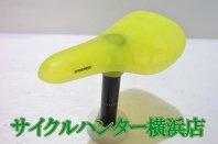 【15P4346Y】XPOSURE シートポスト付きサドル 25.4mm 中古品