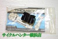 【12P3352Y】THOMSON elite用 コラムクランプ オーバーサイズ 美品