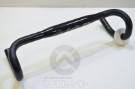 DIXNA J-FIT MORE アルミドロップハンドル C-C 400mm/31.8mm 中古品