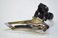 SHIMANO 105 FD-R7000 フロントディレイラー 2x11速 31.8/28.6mm 中古品