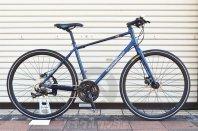 Khodaa Bloom コーダブルーム RAIL 700D アルミ クロスバイク 700C サイズ 480 美品