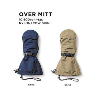 【20-21 予約商品】GREEN CLOTHING グリーンクロージング|OVER MITT (オーバーミット)
