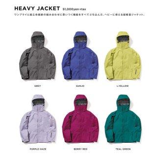 【20-21 予約商品】GREEN CLOTHING グリーンクロージング HEAVY JACKET (ヘビージャケット)
