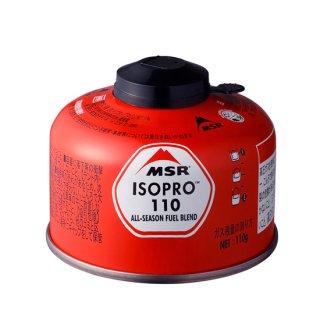 MSR エムエスアール|イソプロ 110 (ガスストーブ) (バーナー) (ガス)