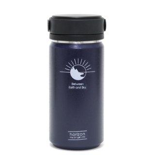 horizon ホライズン |Thermo bottle 350ml (ネイビー)(サーモボトル)(保温保冷)