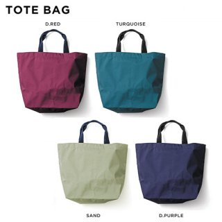 GREEN CLOTHING グリーンクロージング|NYLON TOTE (トートバッグ ウェア素材)