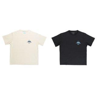 【予約商品 納期8月中旬です】GENTEMSTICK ゲンテンスティック Palm Graphics  × GENTEM SURF TEE ご予約受付ページ (Tシャツ)