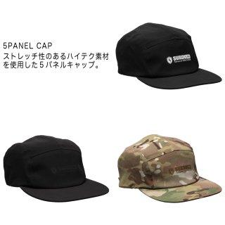 SUBDUED サブデュード|5PANEL CAP(キャップ) (ハイテク生地)