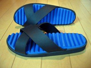 〈日本製〉新ソフトステップ ブルー