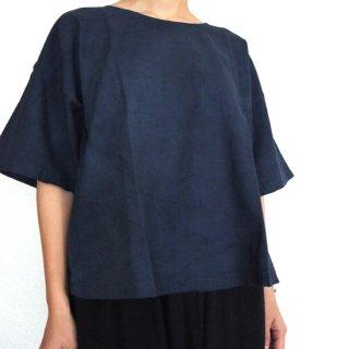 Tシャツ ショート 紺