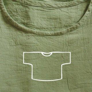 Tシャツ ショート 若草色