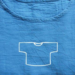 Tシャツ ショート 水色