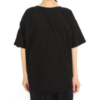 Tシャツ ロング 黒