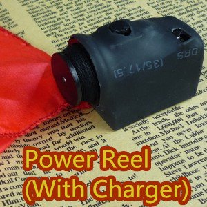 Power Reel (With Charger) パワーリール(充電器付き)