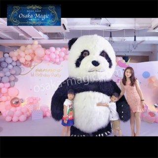 巨大パンダ着ぐるみ〜Giant Panda Costume〜ハロウィン、パーティーで盛り上がります⭐〜