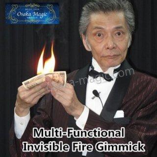 多機能ファイヤーギミック〜Multi functional fire gimmick〜コンパクトサイズのファイヤーギミック!