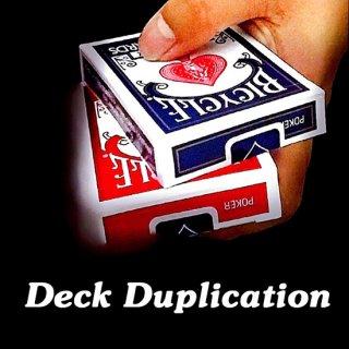 Deck Duplication〜デックが2つに!?〜