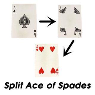 Split Ace of Spades〜カードが分裂!?〜