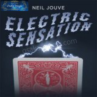 Electric Sensation by Neil Jouve〜電池を必要としない静電気マジック〜