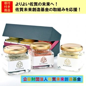 【佐賀未来創造基金応援】川原食品 柚子こしょう 彩り3本セット POWDER