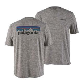 パタゴニア メンズ・キャプリーン・クール・デイリー・グラフィック・シャツ PLFE (XS)