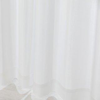 [レースカーテン]遮熱/UVカット/遮像【サブリナ】IV