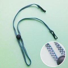 アゴヒモ(クールビット専用)平織りブルー HIMO-BLU