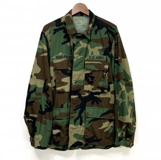 【used 】80's U.S.ARMY  ミリタリージャケット BDU  MEDIUM-REGULAR