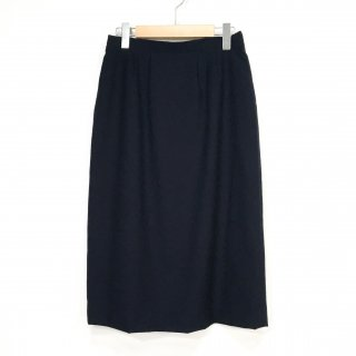 【used】Burberry's  ウールスカート ネイビー sizeS