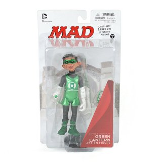 MAD MAGAZINE FIGURE/GREEN LANTERN