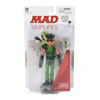 MAD MAGAZINE FIGURE/GREEN ARROW