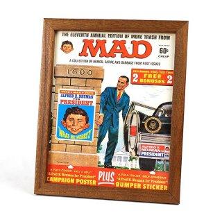 MAD MAGAZINE/PRESIDENT
