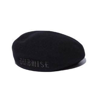 RADIALL/TONE-BERET/ブラック【30%OFF】<img class='new_mark_img2' src='https://img.shop-pro.jp/img/new/icons20.gif' style='border:none;display:inline;margin:0px;padding:0px;width:auto;' />
