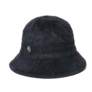 COOTIE/FAMILIA METRO HAT/ブラック