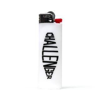 CHALLENGER/LOGO LIGHTER/ホワイト