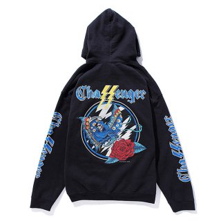 CHALLENGER/SHADOW HOODIE/ブラック【30%OFF】<img class='new_mark_img2' src='https://img.shop-pro.jp/img/new/icons20.gif' style='border:none;display:inline;margin:0px;padding:0px;width:auto;' />