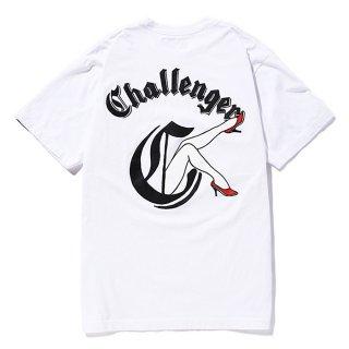 CHALLENGER/RED HEELS TEE
