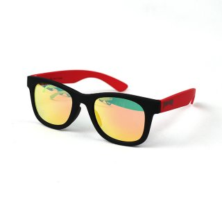 THRASHER/KIDS SUNGLASSES/GLITTER/レッド